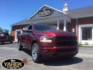 2019 Ram All-New 1500 CANADA EXCLUSIVE PACKAGE!! 0% FINANCING AVAILIBLE. Truck Crew Cab