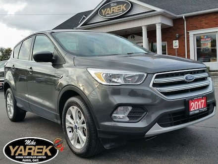 2017 Ford Escape SE 4WD, Heated Seats, Back Up Cam, Bluetooth, Remo Crossover