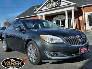 2014 Buick Regal Turbo, Leather Heated Seats, Sunroof, Back Up Cam, Berline