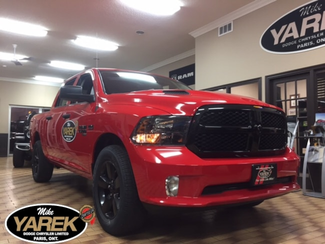 2019 Ram 1500 Classic ST, UCONNECT, REAR CAMERA, 8-SPEED TRANSMISSION, A Truck Crew Cab