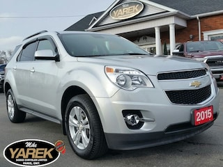 2015 Chevrolet Equinox LT AWD, Heated Seats, Back Up Camera, Bluetooth, R Crossover