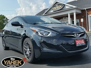 2014 Hyundai Elantra GL, Heated Seats, Bluetooth, Satellite Radio, Remo Berline