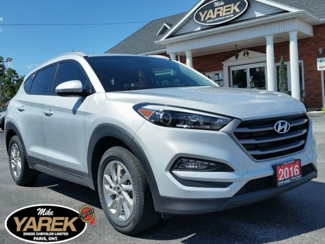2016 Hyundai Tucson FWD, Remote Start, Heated Seats, Back Up Cam, Blue Crossover