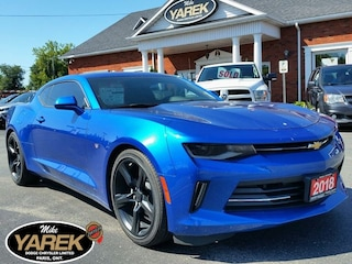 2018 Chevrolet Camaro 1LT RS RWD, Bluetooth, Sunroof, Remote Start, RS P Coupé