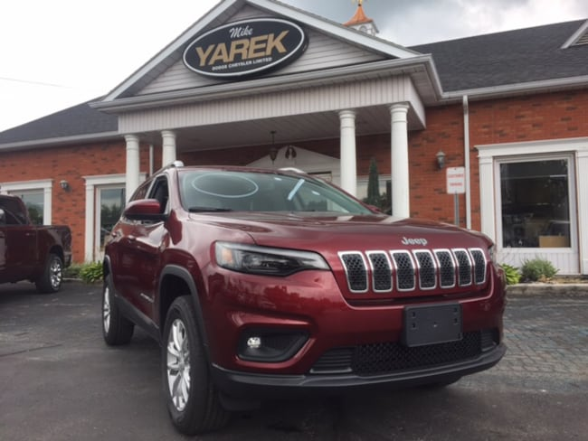 2019 Jeep New Cherokee NORTH 4X4, APPLE CAR PLAY, ANDROID AUTO, REAR CAME SUV
