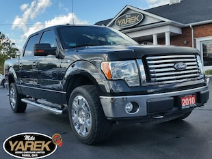 2010 Ford F-150 XLT/XTR 4X4, Bluetooth, Remote Start, Satellite Ra Cabine Crew