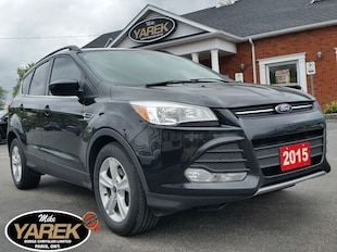2015 Ford Escape SE FWD, Heated Seats, Back Up Cam, Satellite Radio Crossover