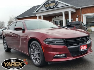 2018 Dodge Charger GT AWD, Heated/Vented Seats, Sunroof, Remote Start Sedan