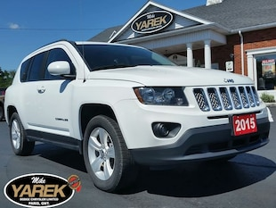 2015 Jeep Compass North 4x4, Auto, Power Doors/Locks Crossover