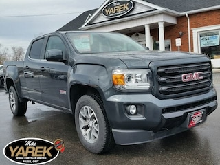 2018 GMC Canyon 4x4 All Terrain Diesel, NAV, Heated Leather Seats, Crew Cab