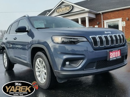 2019 Jeep Cherokee **Sold**North 4x4, LOW KMS, Heated Seats/Wheel, Re Crossover