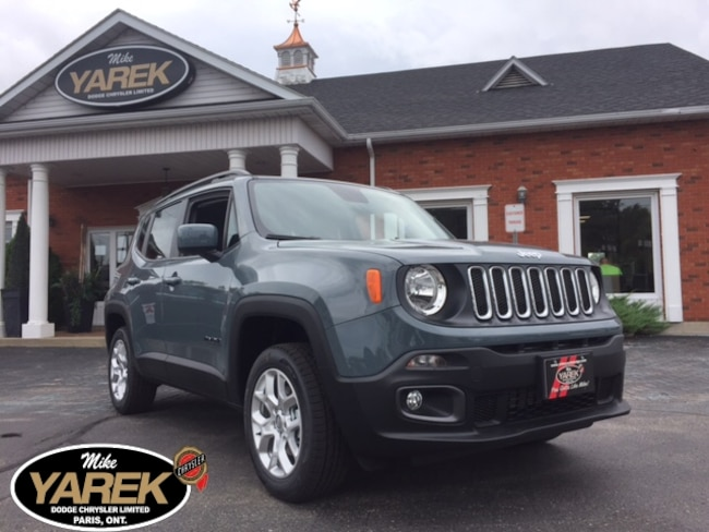 2018 Jeep Renegade NORTH 4x4 SUV