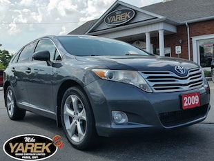 2009 Toyota Venza V6 FWD**AS IS** Leather Heated Seats, Remote Start Crossover