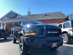 2020 Ram 1500 Classic Warlock Truck Crew Cab