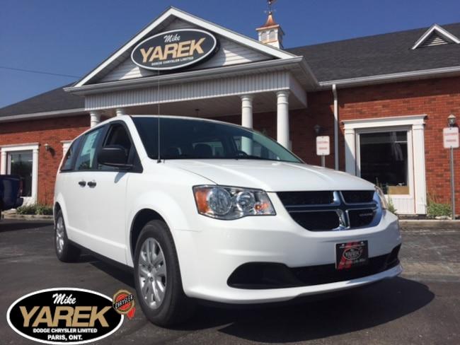 2019 Dodge Grand Caravan CANADA VALUE PACKAGE, BLU-TOOTH, REAR CAMERA, CRUI Van