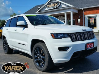 2018 Jeep Grand Cherokee Altitude IV 4x4, Sunroof, Leather Heated Seats/Whe Crossover