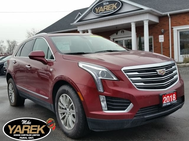 2018 Cadillac XTS XT5 Luxury AWD, Heated Seats, Bluetooth, Back Up C Crossover