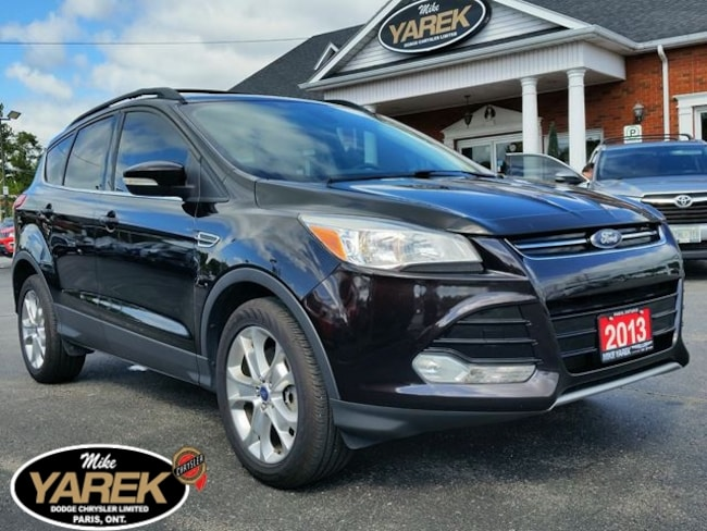 2013 Ford Escape SEL FWD, Heated Seats, Bluetooth, Power Seat, Sate Crossover