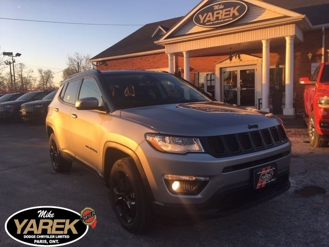 2018 Jeep Compass Altitude, Heated Seats/Wheel, Bluetooth, Back Up C Wagon