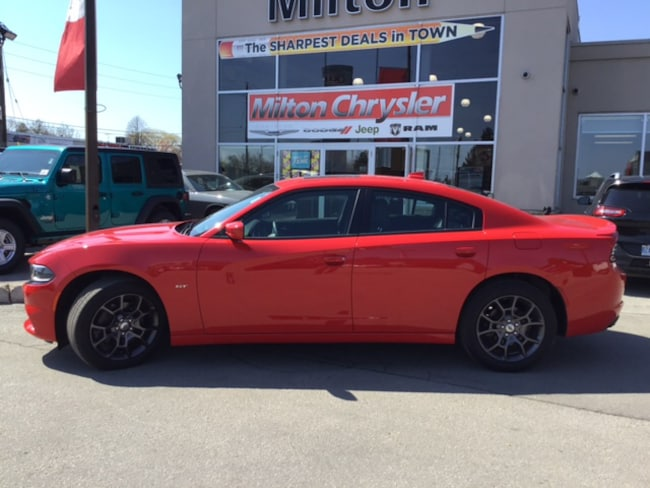 2018 Dodge Charger GT AWD|LEATHER|SUNROOF|BACK-UP CAMERA Sedan