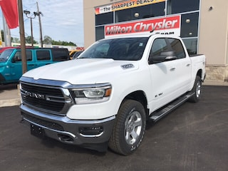 2019 Ram 1500 BIG HORN CREW 4X4 / RAMBOX / LEVEL 2 / PANO ROOF / Camion cabine Crew