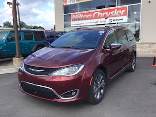 2020 Chrysler Pacifica LIMITED 35th  ANNIVERSAY EDITION/TOW PKG/DVD GPR/H Van