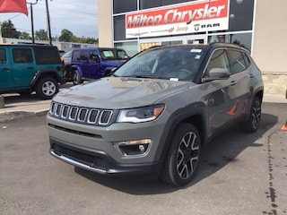 2020 Jeep Compass LIMITED 4X4/NAV/PANO ROOF/TOW PKG/SAFETY GRP SUV