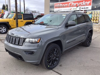 2019 Jeep Grand Cherokee ALTITUDE 4X4 / ALL WEATHER GRP. / LEATHER / NAV SUV