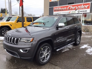 2019 Jeep Grand Cherokee LIMITED 4X4/CHROME EDITION GRP/TRAILER TOW PKG/PAN SUV