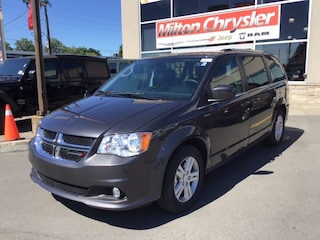 2020 Dodge Grand Caravan CREW PLUS / DVD / NAV/ SECURITY GRP Van