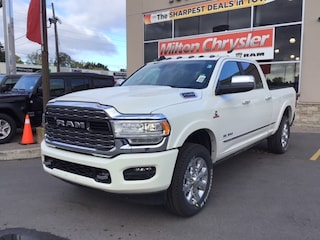 2020 Ram 2500 LIMITED CREW 4X4 / CUMMINS / ROOF /. SAFETY GRP Truck Crew Cab