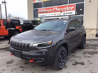 2020 Jeep Cherokee TRAILHAWK ELITE 4X4 / NAV / PANO ROOF / TOW GROUP SUV
