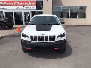 2020 Jeep Cherokee TRAILHAWK 4X4  SUV