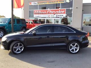 2015 Audi A3 1.8T KOMFORT|LEATHER|SUNROOF Sedan