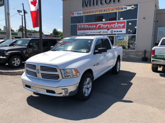 2018 Ram 1500 CREW SLT PLUS 4X4/HEMI/BACK UP CAM/BLUETOOTH Truck Crew Cab