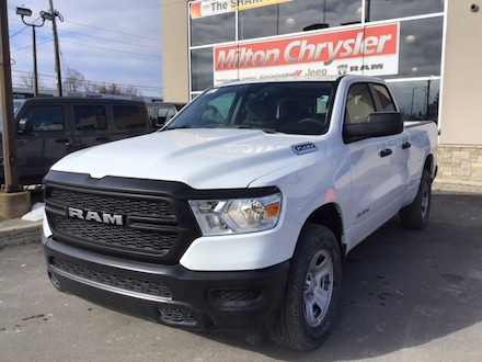 2020 Ram 1500 TRADESMAN 4X4 / BLUETOOTH / HITCH / BACK UP CAM Camion Quad Cab