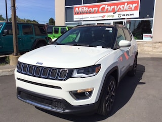 2020 Jeep Compass LIMITED 4X4/TOW GRP/NAV/PANO ROOF/SAFETY GRP SUV