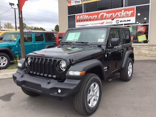 2020 Jeep Wrangler SPORT S 4X4 / LED HEADLAMPS / COLD WEATHER GRP SUV