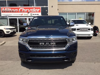 2019 Ram 1500 ALL-NEW- LIMITED CREW 4X4 / 12 INCH RADIO / PANO R Camion cabine Crew