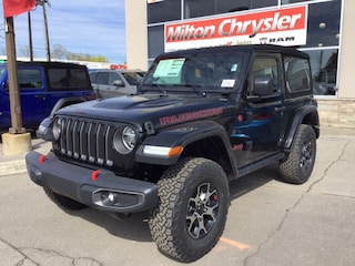2019 Jeep All-New Wrangler RUBICON 4X4 / NAV / SAFETY GROUP / COLD WEATHER GRP / LED LIGHTING SUV