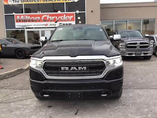 2019 Ram All-New 1500 LIMITED CREW 4X4/RAMBOX/HEMI/PANO ROOF/TOW PKG Truck Crew Cab