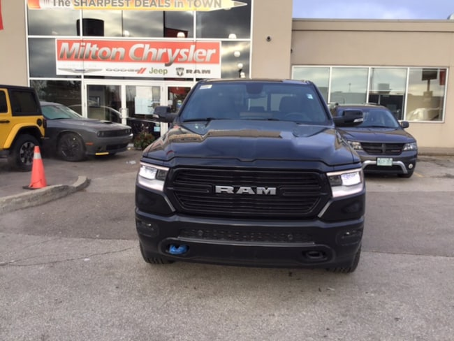 2019 Ram 1500 BIG HORN CREW 4X4 / OFF ROAD GRP / LEVEL 2 / HEMI Truck Crew Cab