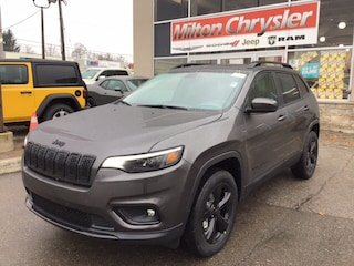 2019 Jeep Cherokee ALTITUDE 4X4 COLD WEATHER GRP / SAFETYTEC SUV