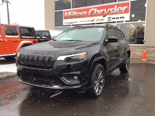 2020 Jeep Cherokee HIGH ALTITUDE LIMTED 4X4 / TOW PKG / NAPPA LEATHER SUV