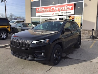 2019 Jeep Cherokee ALTITUDE 4X4 / PANO ROOF / COLD WEATHER GRP / SAFE SUV