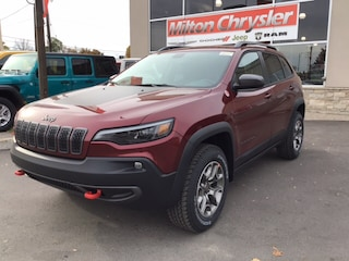 2020 Jeep Cherokee TRAILHAWK 4X4 / 8.4 INCH SCREEN / ALUMINUM WHEELS SUV