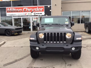 2019 Jeep Wrangler Unlimited UNLIMITED SPORT 4X4 / BLUETOOTH / BACK UP CAM /  SUV