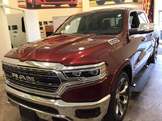 2019 Ram 1500 LIMITED CREW 4X4 . LEATHER / 12 INCH NAV / PANO RO Camion cabine Crew