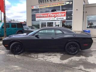 2018 Dodge Challenger SXT+ BLACKTOP|LEATHER|SUNROOF APPLE CARPLAY Coupe