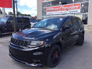 2018 Jeep Grand Cherokee SRT 4X4 / SIGNATURE LAGUNA SEATS / LOADED SUV